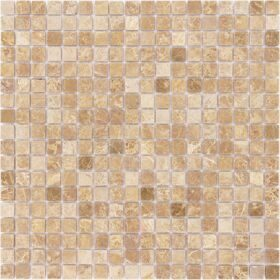 Мозаика Pietrine Emperador Light 15x15х4