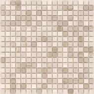 Мозаика Pietrine Travertino Silver 15x15х4