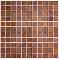 Мозаика Shine Brown 30х30